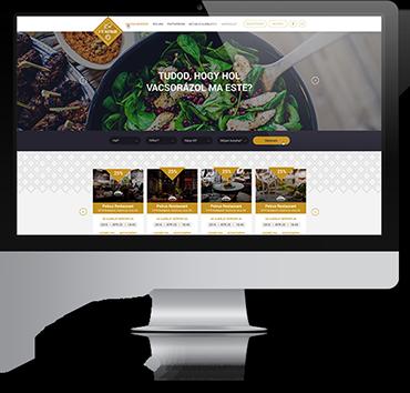 Portal fejlesztés, honlapfejlesztés