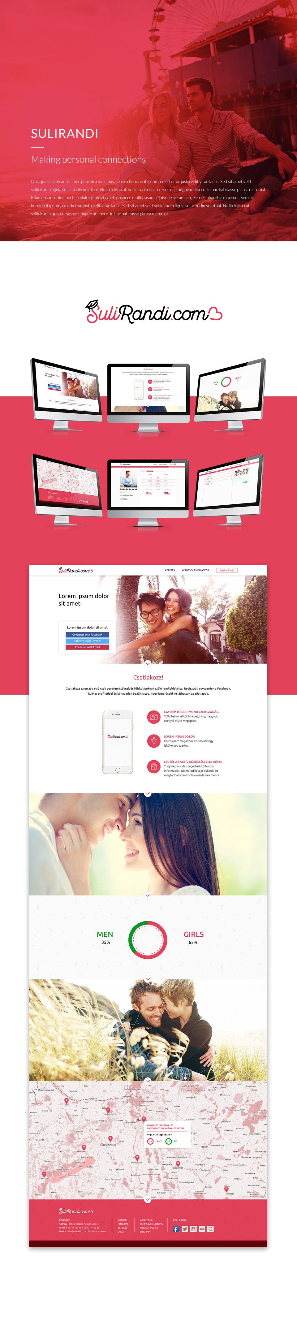 Sulirandi webfejlesztés, webdesign