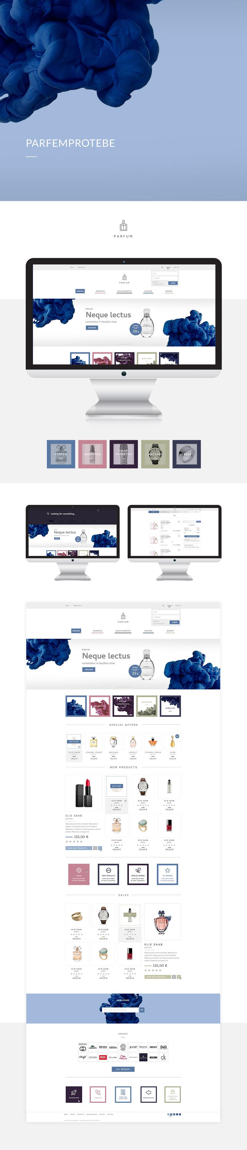 webshop fejlesztés