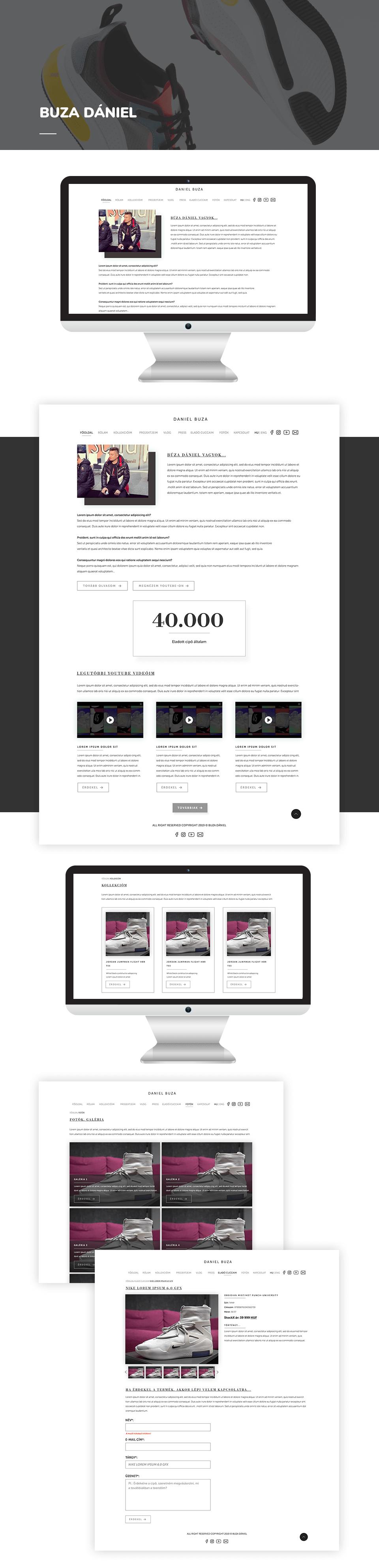 blog fejlesztés