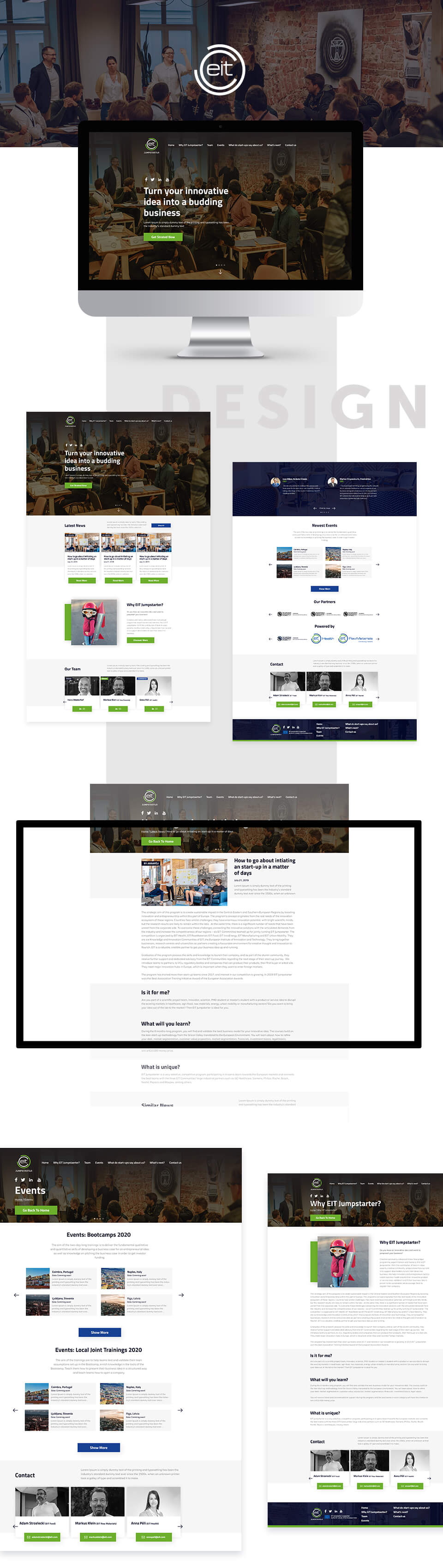 honlap készítés